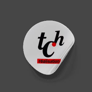 Impression Autocollant TCH réalisation