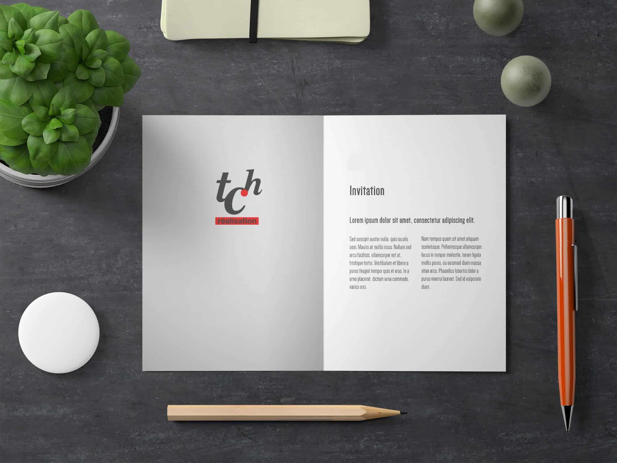 carte dinvitation impression 1
