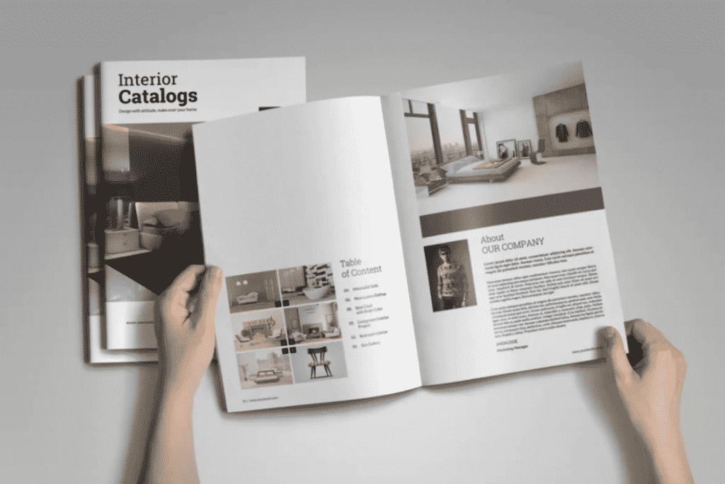 , Flyer, brochure, carte de visite : quels sont les supports de communication indispensables ?, TCH Réalisation