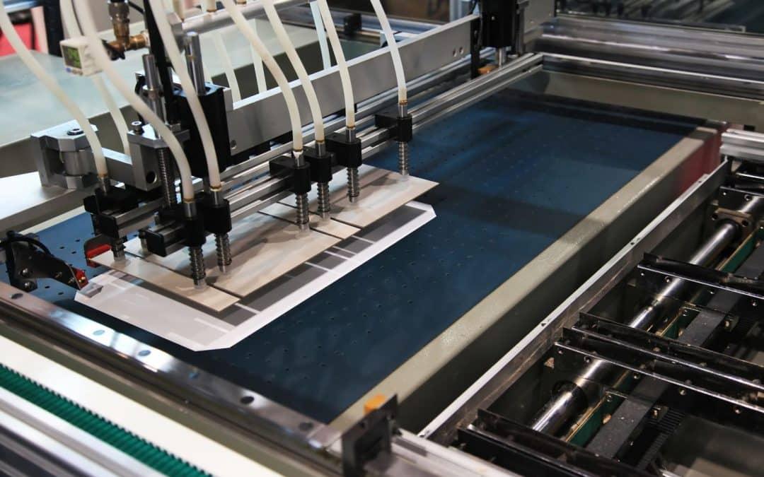 Top 5 des nouvelles technologies pour l'impression d'étiquettes