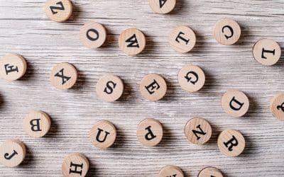 Conseils sur la typologie : considérations les polices de caractères pour les étiquettes produits