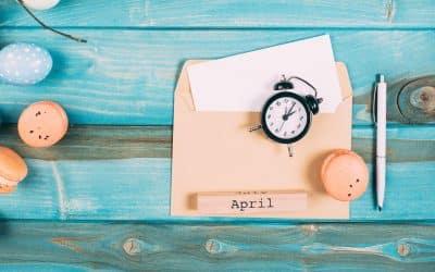 Le courrier papier pour communiquer à Pâques